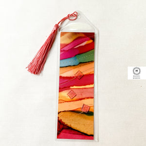 Mixed Media Bookmark 15