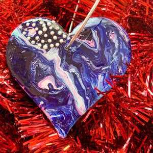 Heart Ornament 19