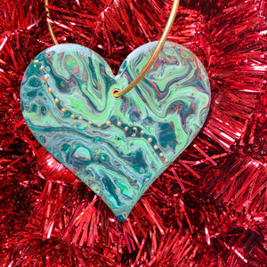 Heart Ornament 8