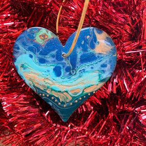 Heart Ornament 18