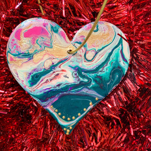 Heart Ornament 5