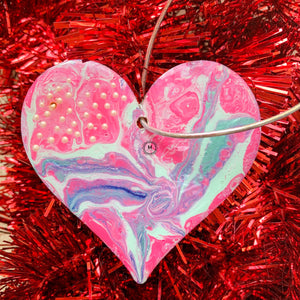 Heart Ornament 14