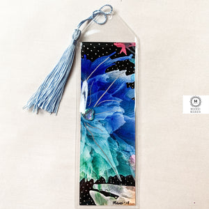 Mixed Media Bookmark 3