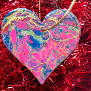 Heart Ornament 13