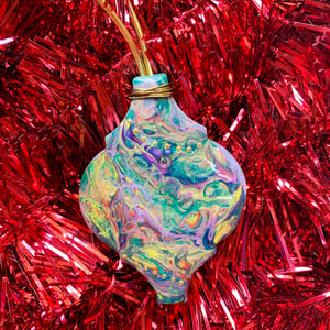 Ceramic Lantern Ornament 6