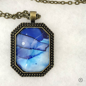 Waves of Calm Pendant 4