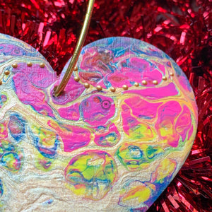 Heart Ornament 1
