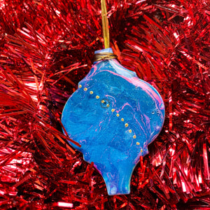 Ceramic Lantern Ornament 2