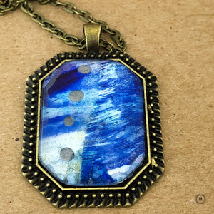 Waves of Calm Pendant 5