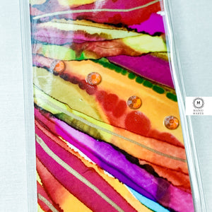 Mixed Media Bookmark 4
