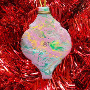 Ceramic Lantern Ornament 12