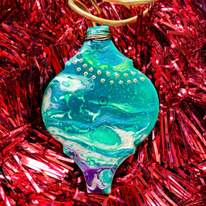 Ceramic Lantern Ornament 7