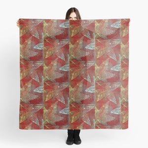Tapestry of Leaves Scarf