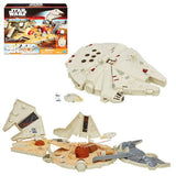 STAR WARS THE FORCE AWAKENS MILLENIUM FALCON MICRO MACHINES