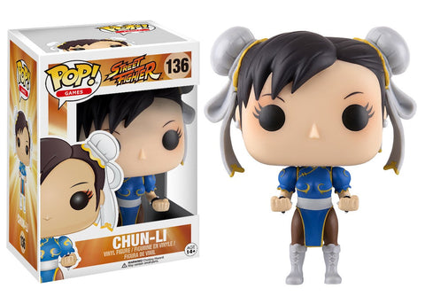 POP! FUNKO STREET FIGHTER CHUN-LI