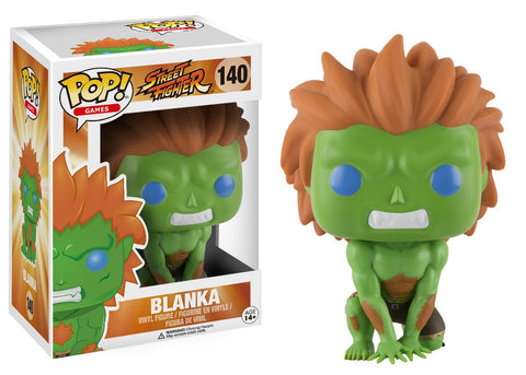 POP! FUNKO STREET FIGHTER BLANKA