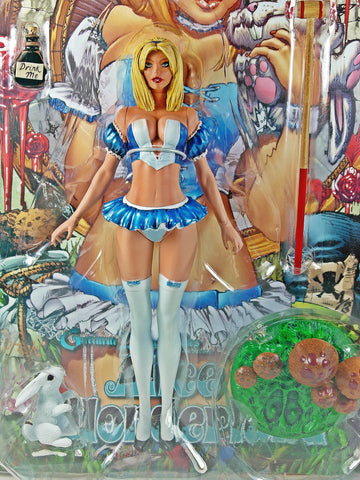 Grimm Fairy Tales Alice Liddle Action Figure