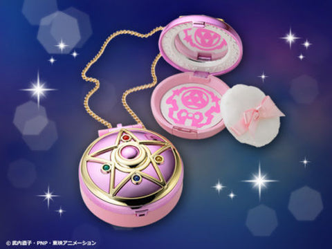 BANDAI SAILOR MOON MIRACLE ROMANCE SHINING MAKE-UP POWDER