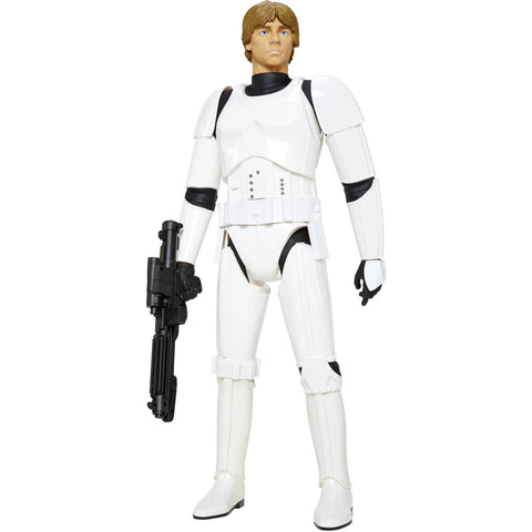 LUKE SKYWALKER STAR WARS JAKKS PACIFIC GIANT STORMTROOPER