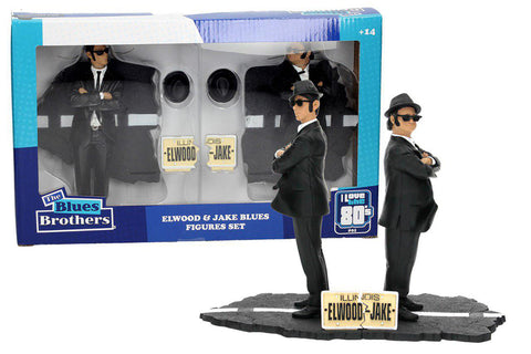 BLUES BROTHERS JAKE AND ELWOOD SD TOYS