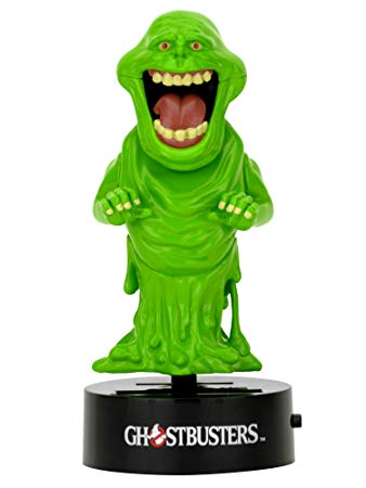 GHOSTBUSTERS BODY KNOCKER BOBBLE SLIMER