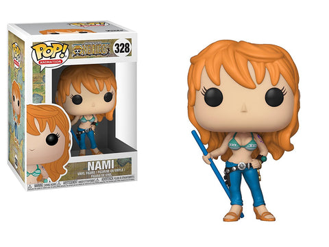 POP! FUNKO ONE PIECE NAMI