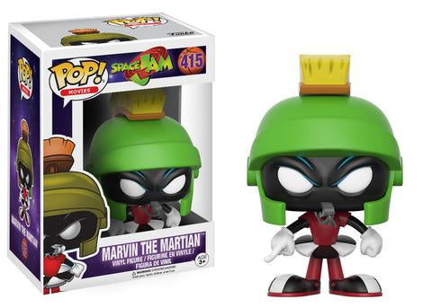 POP! FUNKO Space Jam Marvin the Martian
