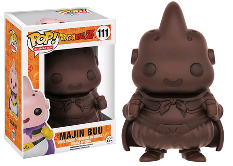 POP! FUNKO MAJIN BUU CHOCOLATE DRAGON BALL