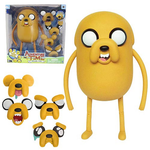 ADVENTURE TIME JAKE DELUXE JAZWARES