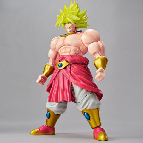 BROLY RISE KIT DRAGONBALL