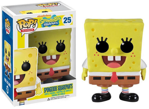 POP! FUNKO SPONGEBOB