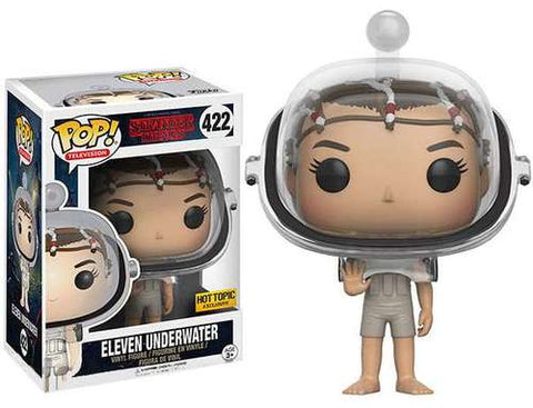 POP! FUNKO ELEVEN UNDERWATER STRANGER THINGS