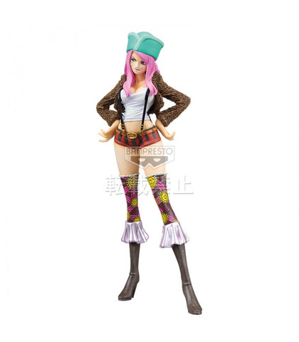 One Piece  DX Figure The Grandline Lady Vol. 1: Jewelry Bonney Banpresto