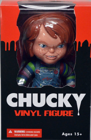 CHUCKY GOOD GUY ACTION FIGURE CHILD'S PLAY BAMBOLA ASSASSINA HORROR MEZCO