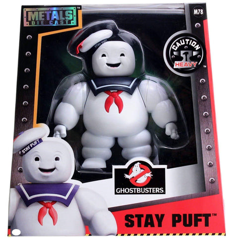 Ghostbuster Metals Die Cast Stay Puft Marshmallow