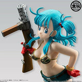 Bandai Dragon Ball Bulma Military Bikini Styling Figure