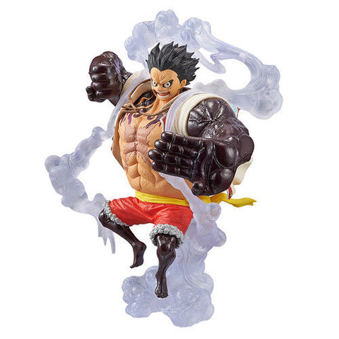 ONE PIECE - King Of Artist Luffy Gear Fourth The Bound Man Pvc Figure Banpresto