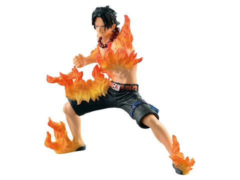 ONE PIECE ABILIATORS FIGURE PORTGAS D. ACE