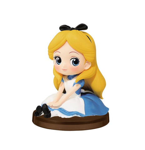 Preorder - Disney Q Posket Petit Girls Festival Mini Figure Alice