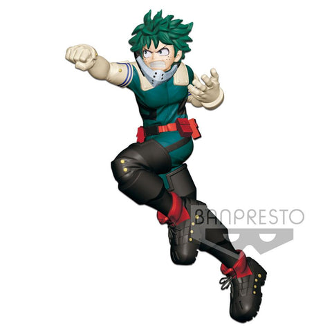 PREORDER MY HERO ACADEMIA Enter The Hero PVC Statue Izuku Midoriya 16 cm