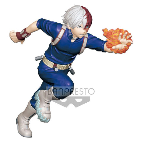 PREORDER My Hero Academia Enter The Hero PVC Statue Shoto Todoroki 15 cm