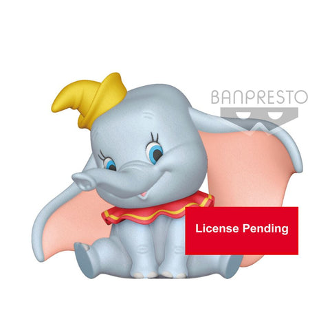 PREORDER - Disney Fluffy Puffy Mini Figure Dumbo A Normal Version