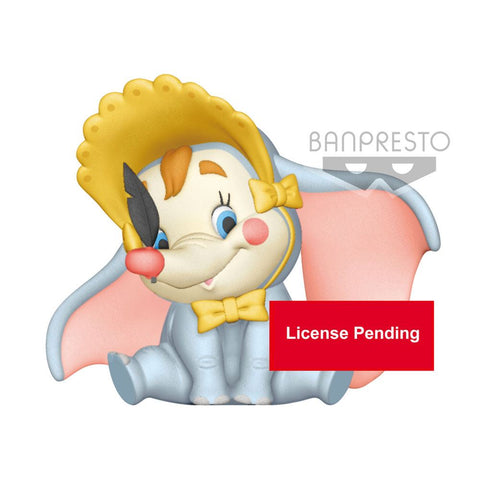 PREORDER - Disney Fluffy Puffy Mini Figure Dumbo B Clown Version