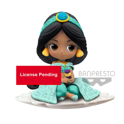 Preorder - Disney Q Posket Mini Figure Jasmine A Normal Color Version
