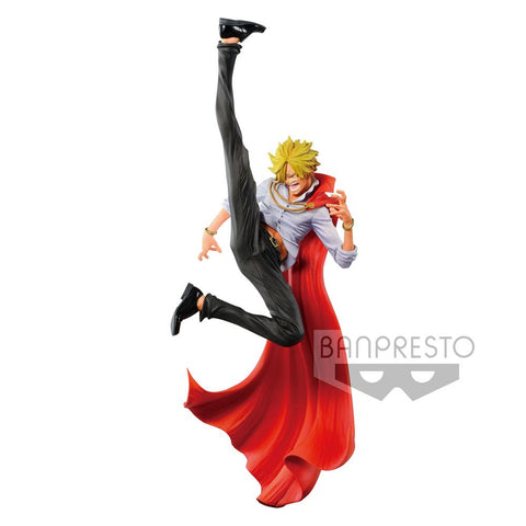 PREORDER One Piece BWFC Special PVC Statue Sanji Normal Color Ver. 20 cm
