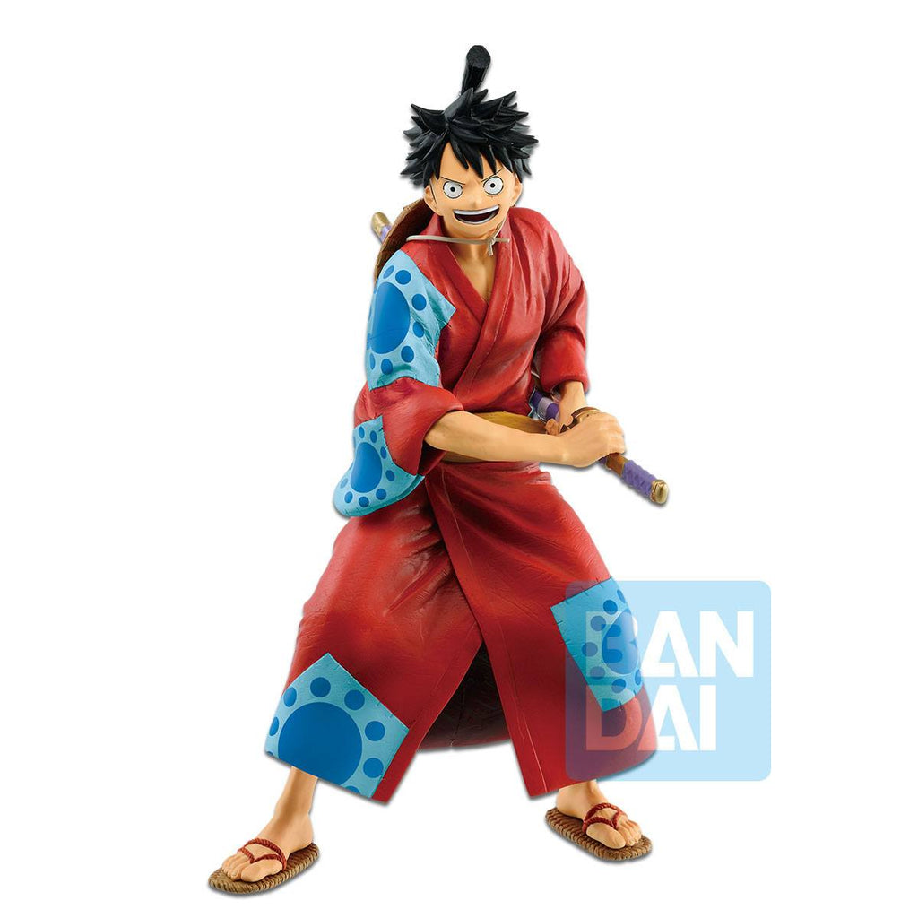 Preorder One Piece Figure Monkey D Luffy Japanese Style
