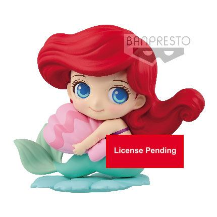 Preorder - Disney Q Posket Sweetiny Mini Figure Ariel Normal Color Ver.