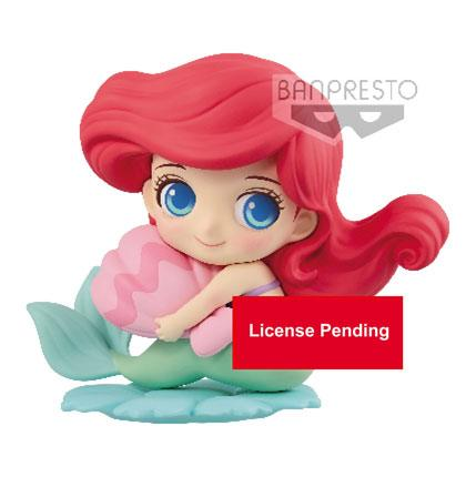 Preorder - Disney Q Posket Sweetiny Mini Figure Ariel Milky Color Ver.