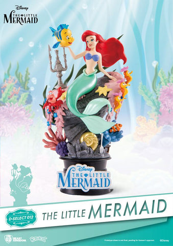 PREORDER - The Little Mermaid D-Select