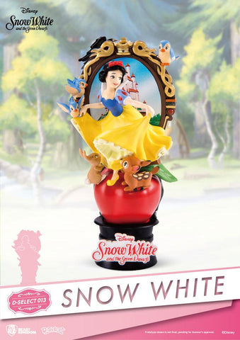 PREORDER - Snow White and the Seven Dwarfs D-Select